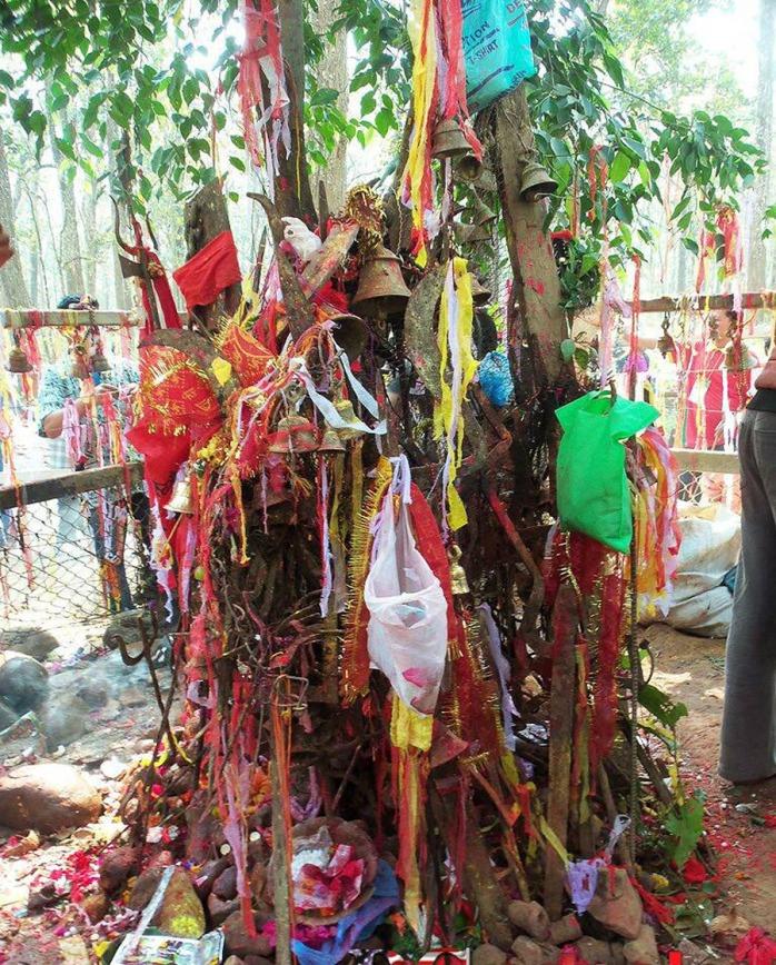 Bikram Baba Temple